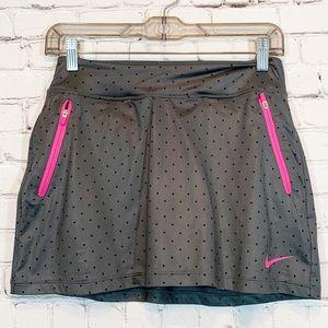 Nike Golf Dri- Fit Skort Shorts XS